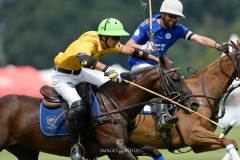 King Power Gold Cup semi-finals at Cowdray Park Polo Club, 17/07/2019 - Park Place vs VS King Power and Dubai vs Scone - © www.imagesofpolo.com